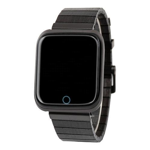 Customized Logo Wrist Smart Watch Fashion Light Weight 3 ATM Waterproof