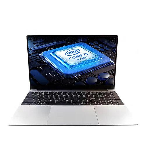 QERE S17 15.6 Inch I3 I5 I7 8G Ram Laptops Computer Metal Laptop Netbook Laptop