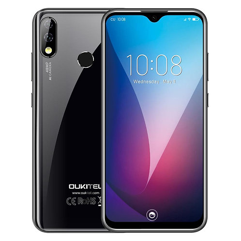 Free Shipping Big Screen Smartphone Oukitel Y4800 Smartphone 6GB RAM 128GB ROM