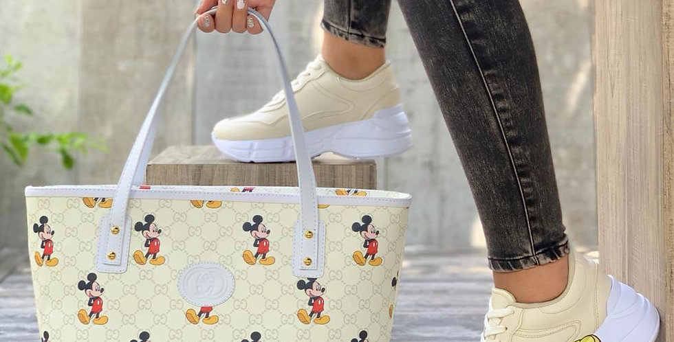 Combo Gucci Mickey