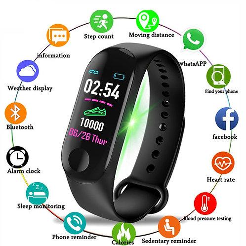 MissionFit M3 Plus Smart Watch Smart Watch Sport Watch Electronic Smart