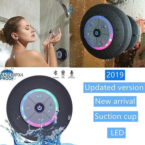 2020 Cool Shower Speaker Wireless Portable Bluetooth Speaker Waterproof