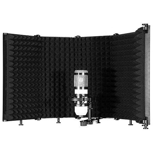 5 Door Sound Absorbing Foam Board for Professional Recording Studio Windshield