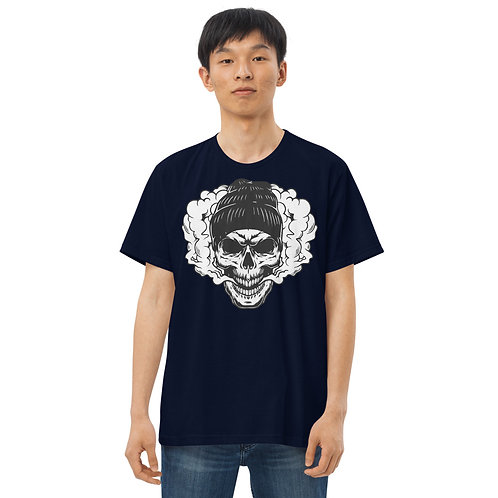 Men's fitted straight cut t-shirt