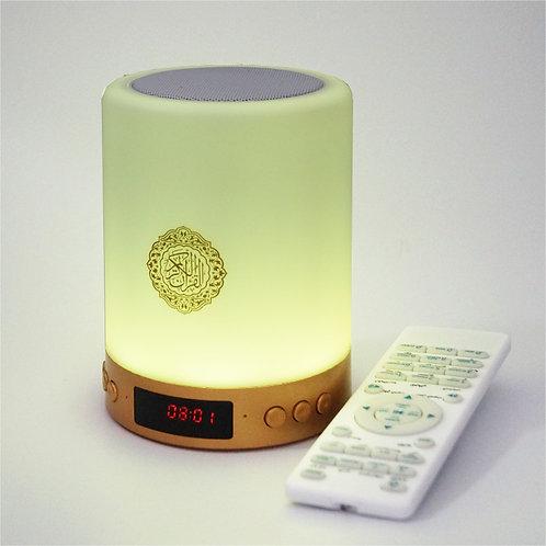 Best Selling A12 Portable Quran Speaker LED Lamp Speaker