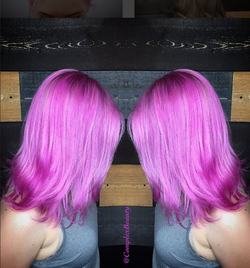 Custom Color & Cut