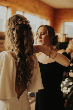Hair and Makeup: Complex Beauty