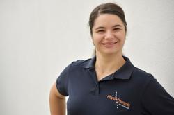 Brigitta Vecsei Dipl. Physiotherapeutin.