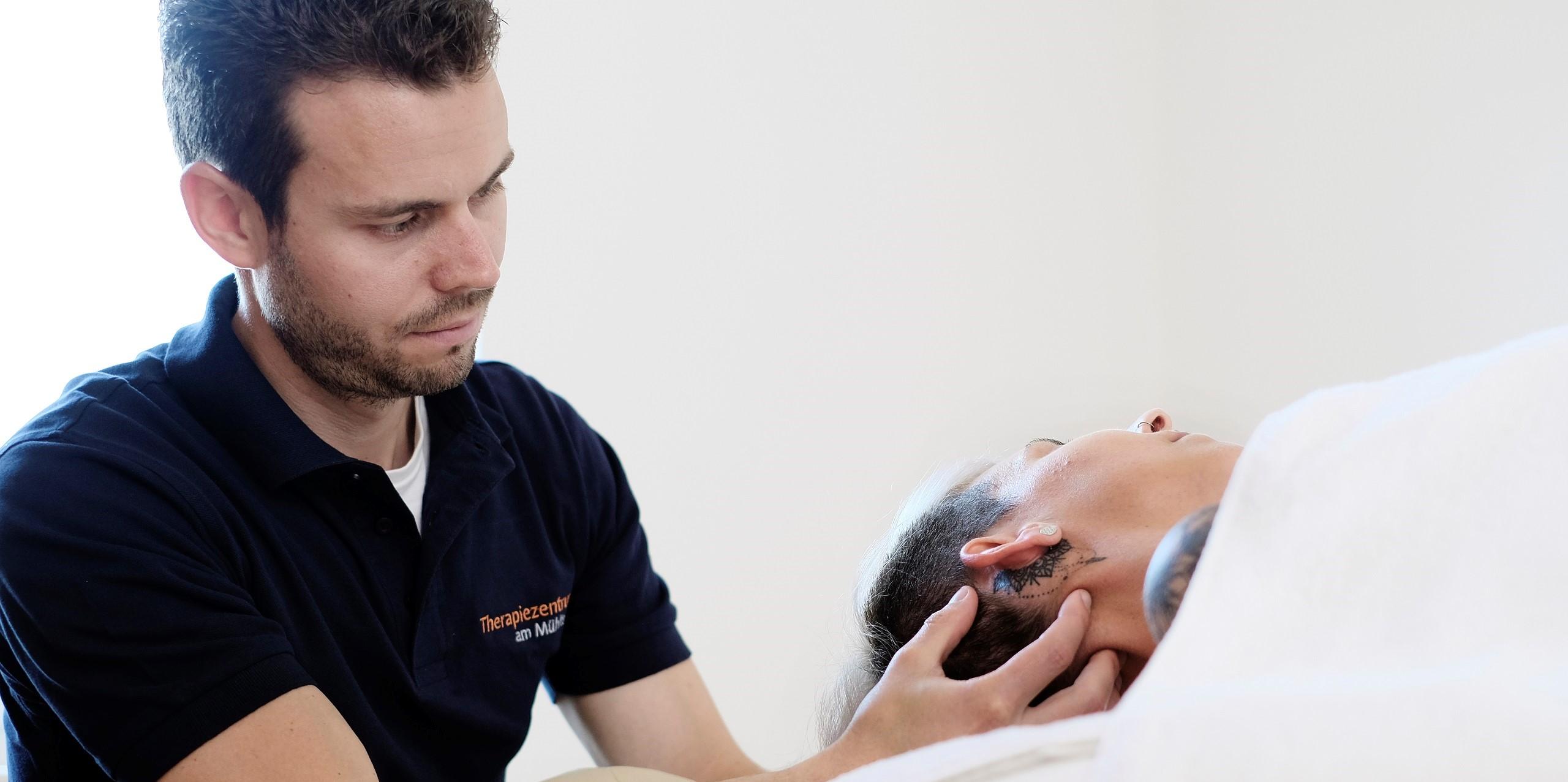 Behandlungsstrategie chronische Kopfschmerzen