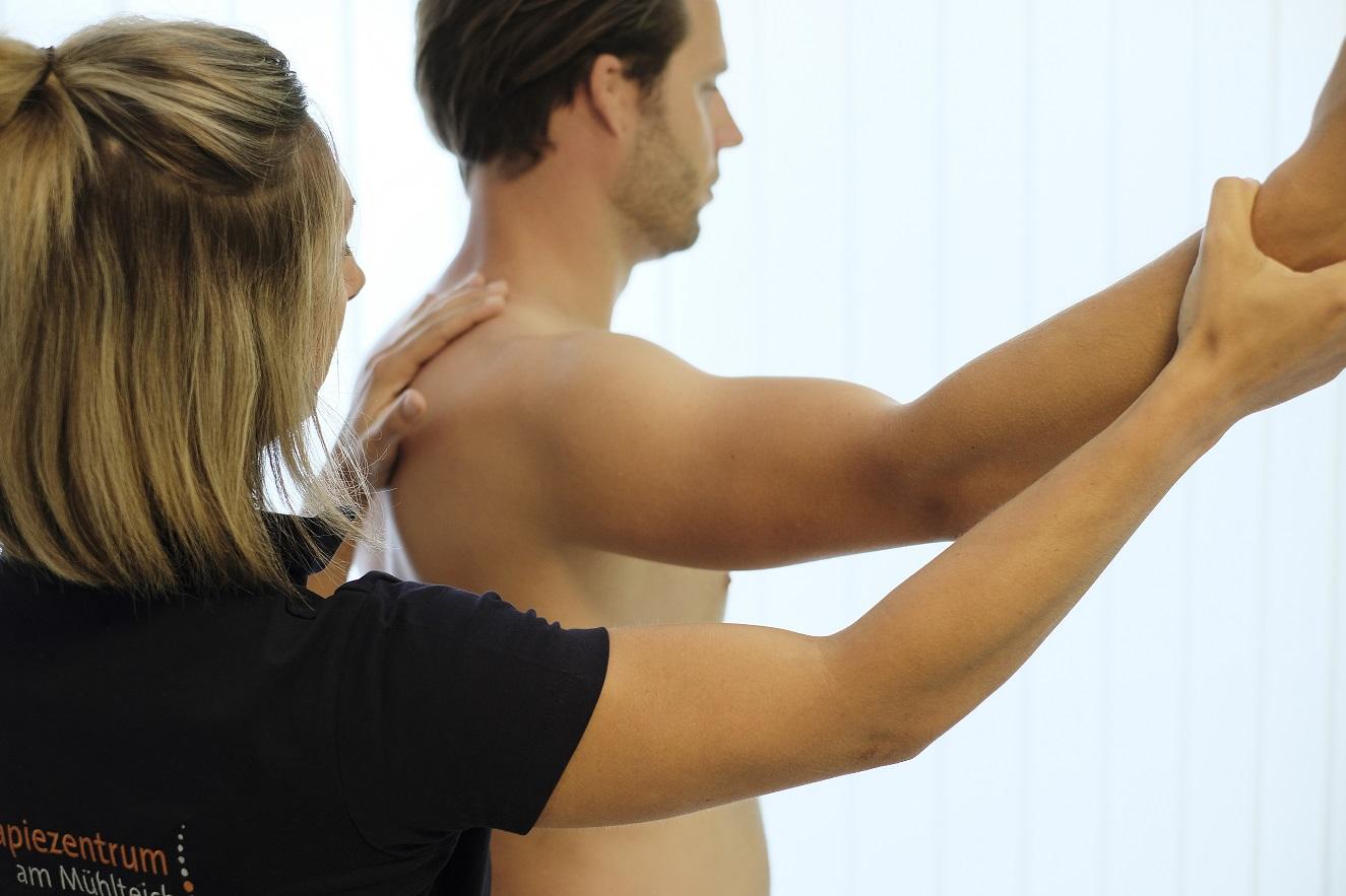 Schulterabduktionstest