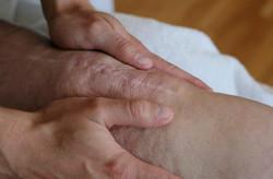 manuelle Lymphdrainage
