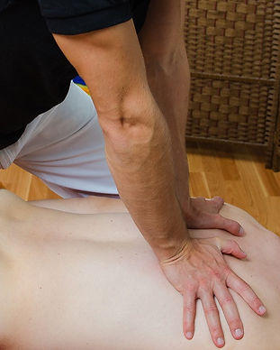 Chiromassage Chirotherapie Chiropraktik manuelle Therapie