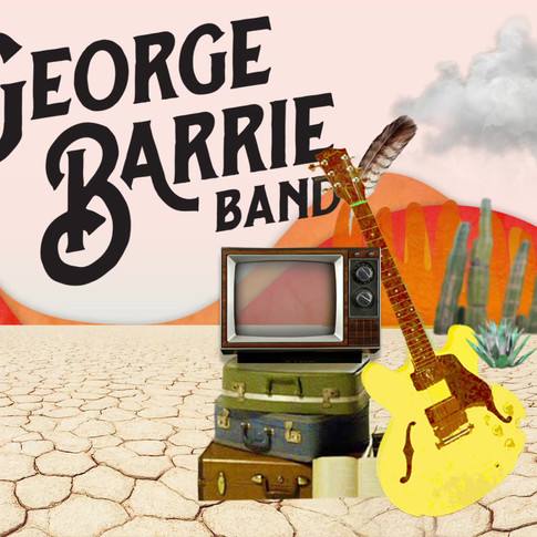 George Barrie Band - Animation Loop