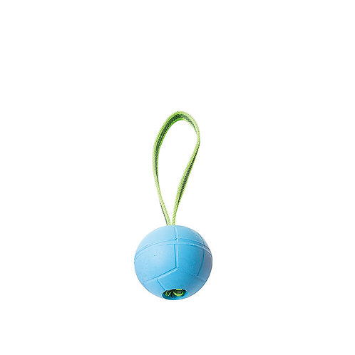 Foam rubber ball, floatable With Anti-slip strap