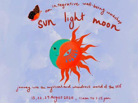 sun light moon