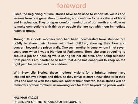 Love Beyond the Walls foreword