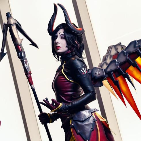 Mercy - Devil skin