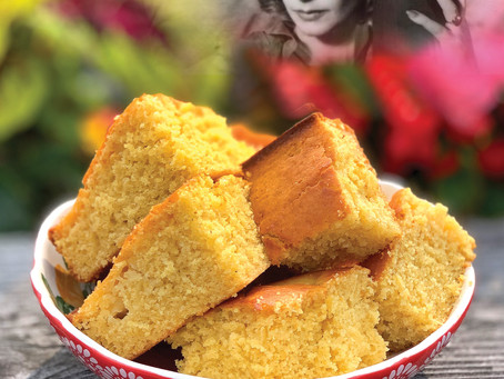 Belle Reve Honey Cornbread