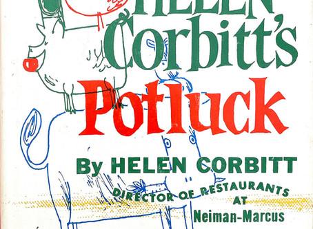 Helen Corbitt's Potluck 1962