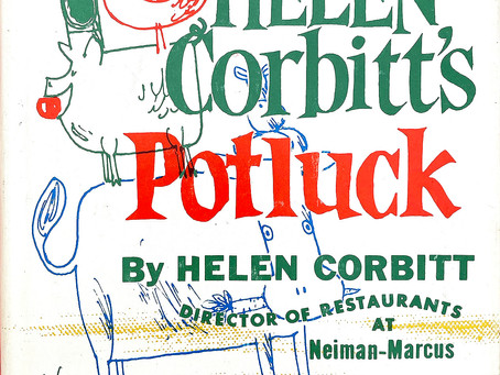Helen Corbitt's Potluck, 1962