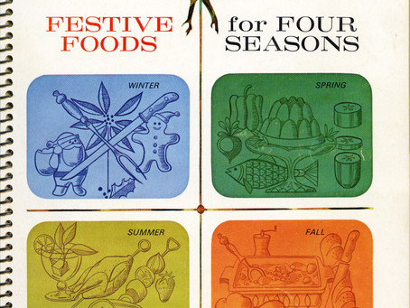 Festive Foods for Four Seasons