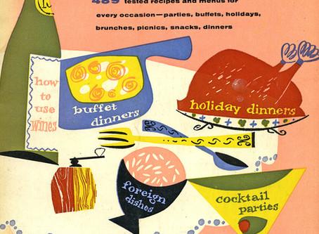 James Beard's Cookbook for Entertaining 1954