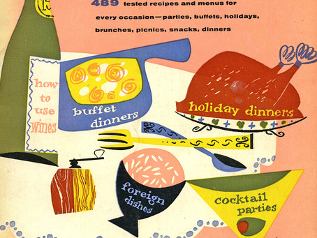 James Beard's Cookbook for Entertaining 1954