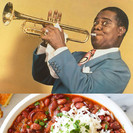 Louis Armstrong's Red Beans and Rice