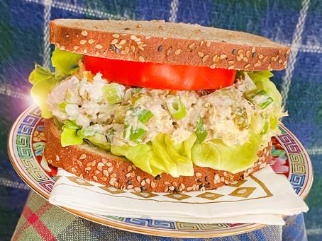 Star of the Sea Tuna Salad