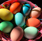 How To Dye Easter Eggs!