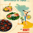Adventures in Flavor . . . with Kraft Dressings