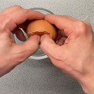 How to Properly Crack an Egg