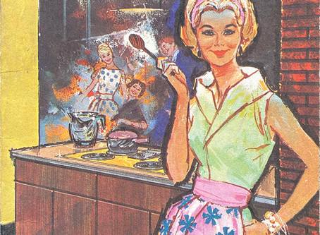 Easy-Do Parties Electrically, 1960