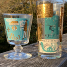 Collecting Vintage Cocktail Tumblers!