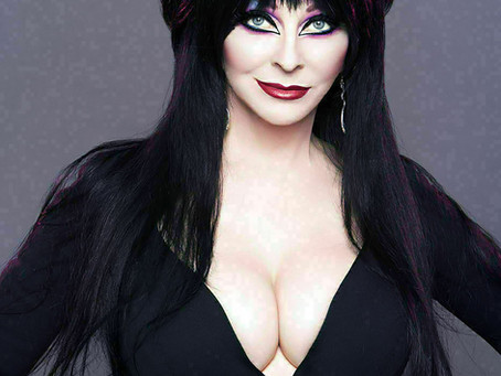 Cooking with Elvira, Mistress of the Dark