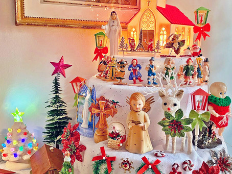 Make Your Own Christmas Village