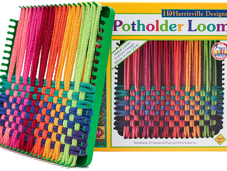 Potholder-Making Loom Kit