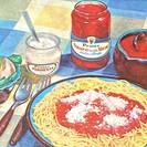 Prince Italian Cookbook, 1960's