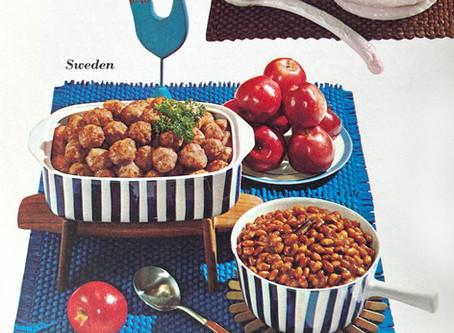 Swedish Meat Balls (Köttbullar) 1963