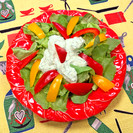 Green Goddess Tossed Salad