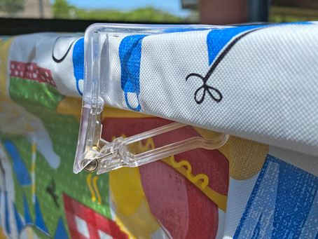 Tablecloth Clip Clamps