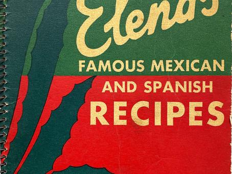 Elena's Tacos de Crema, 1950