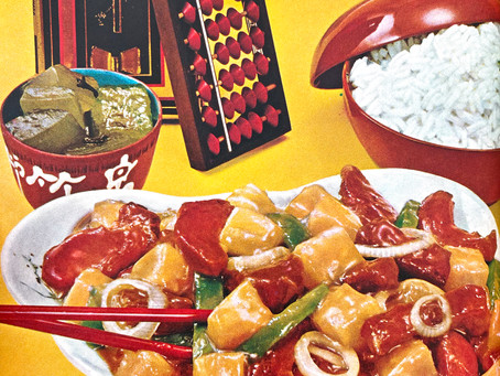 Sweet-Sour Pork 1963