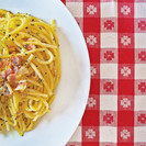 Spaghetti alla Carbonara!