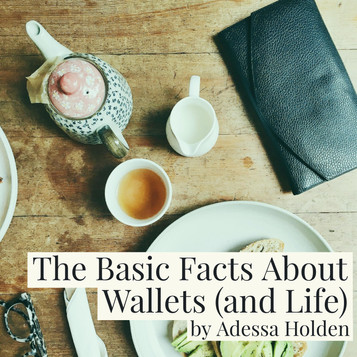 The Basic Facts About Wallets & Life