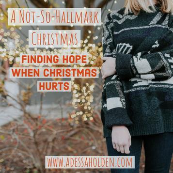 A Not-So-Hallmark Christmas