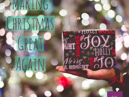 Making Christmas Great Again