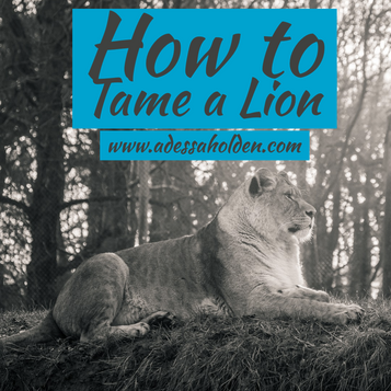 How to Tame a Lion