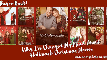 Why I've Changed My Mind About Hallmark Christmas Movies