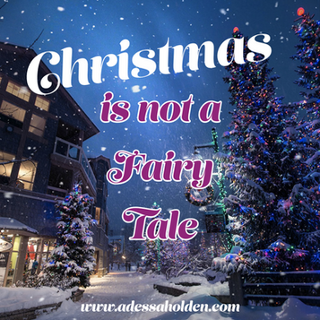 Christmas is not a fairy tale